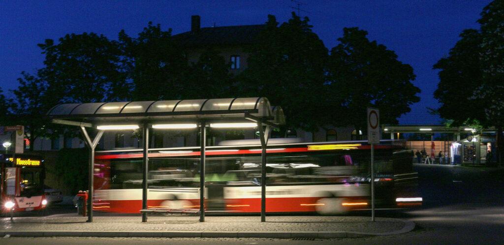 Busverkehr reduzieren während Corona?